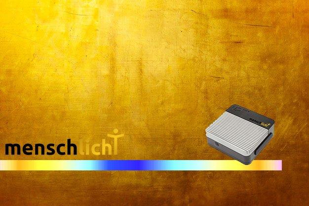 """""""menschlichT"""" Dynamisches Licht für den Alltag"""